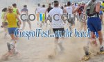 Comacchio Ciaspolfest on the beach 2015